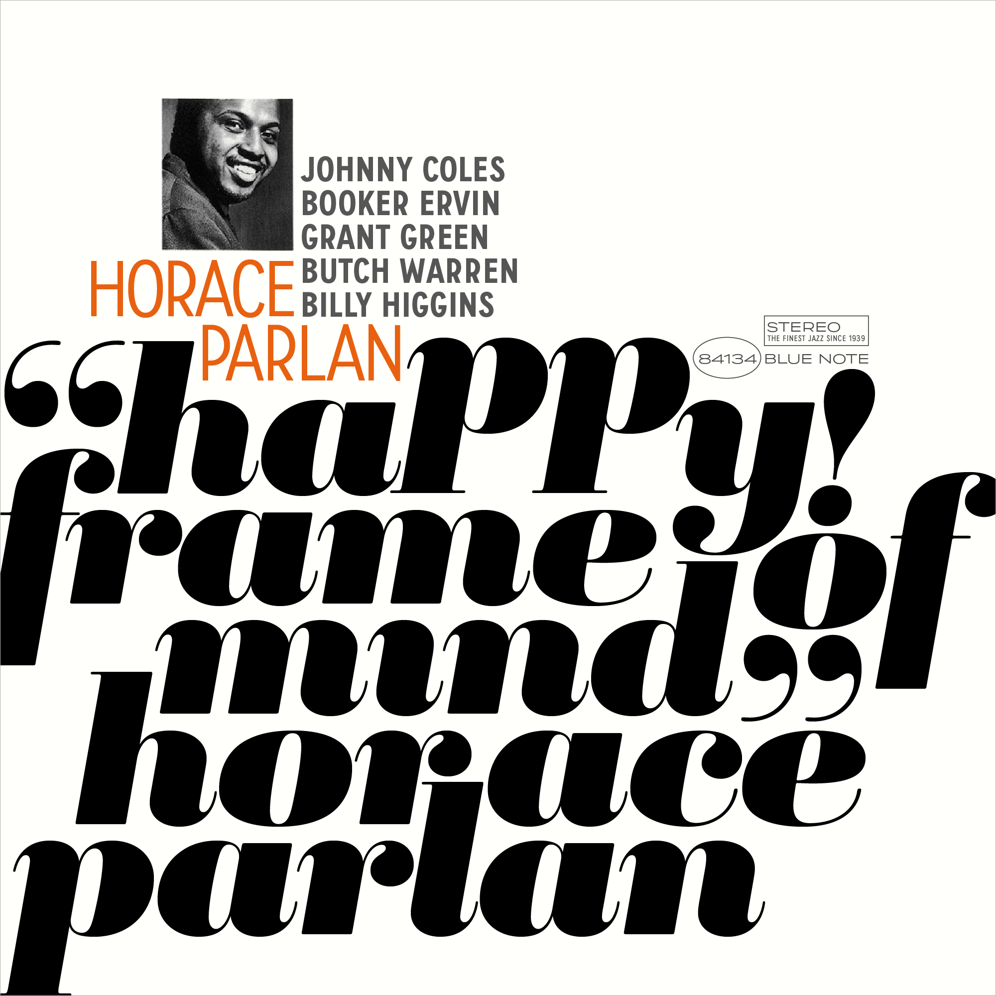 Project: Blue Note Horace Parlan