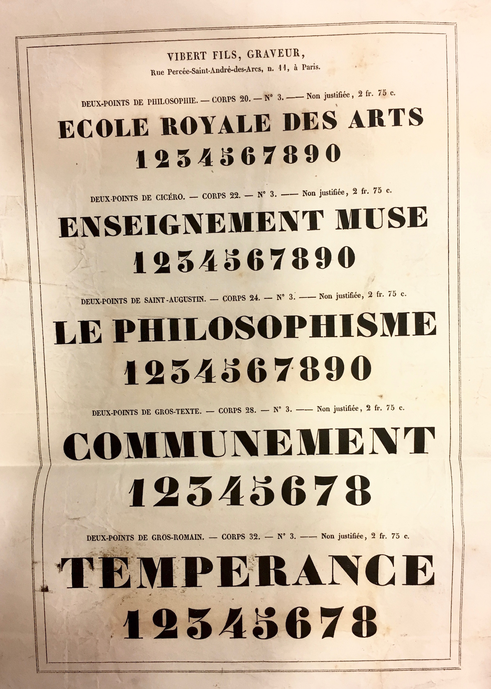 Ambroise Pro by Jean Francois Porchez: Michel Vibert typefaces