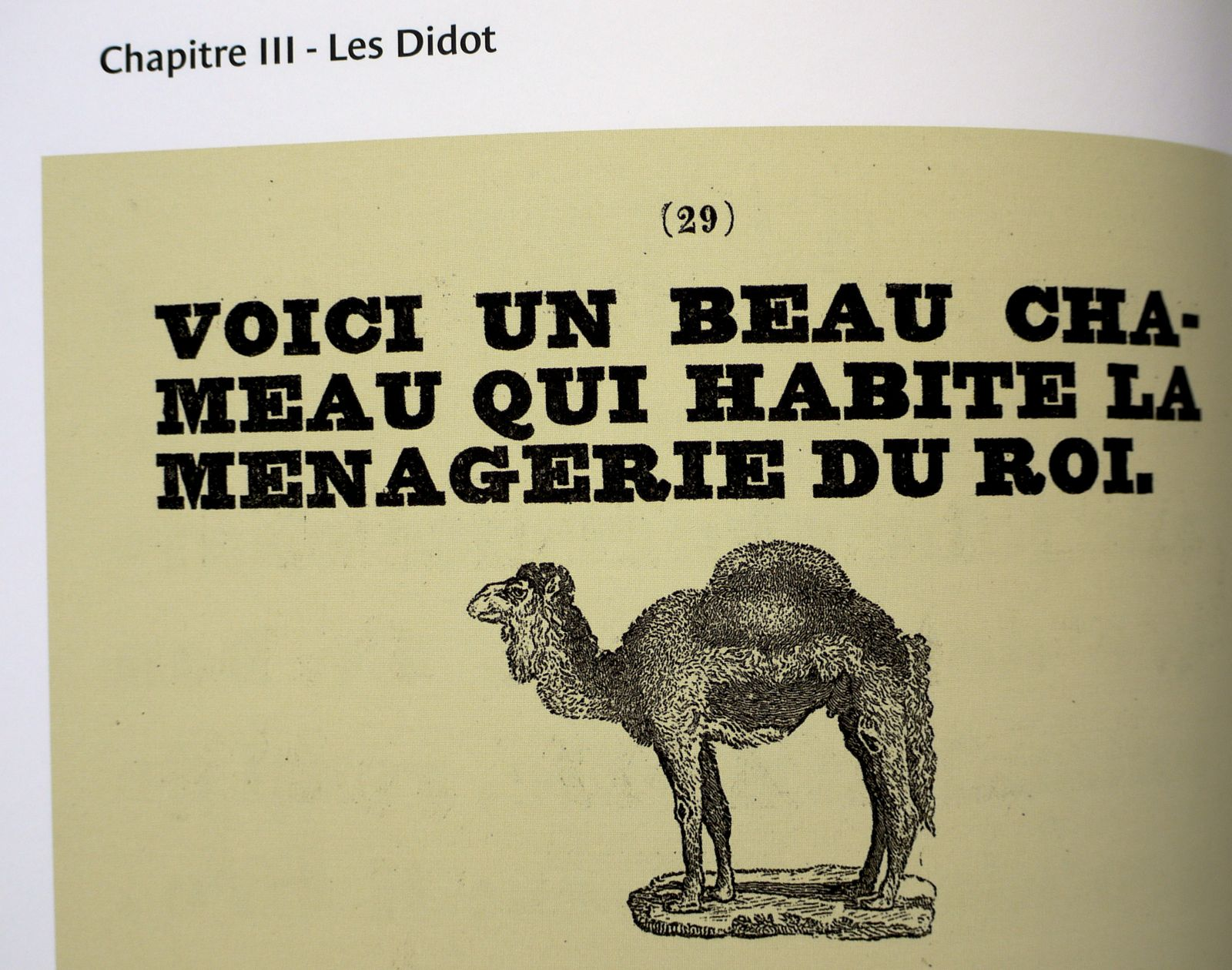history of typographic writing  the 19th century french style  u2014 typofonderie