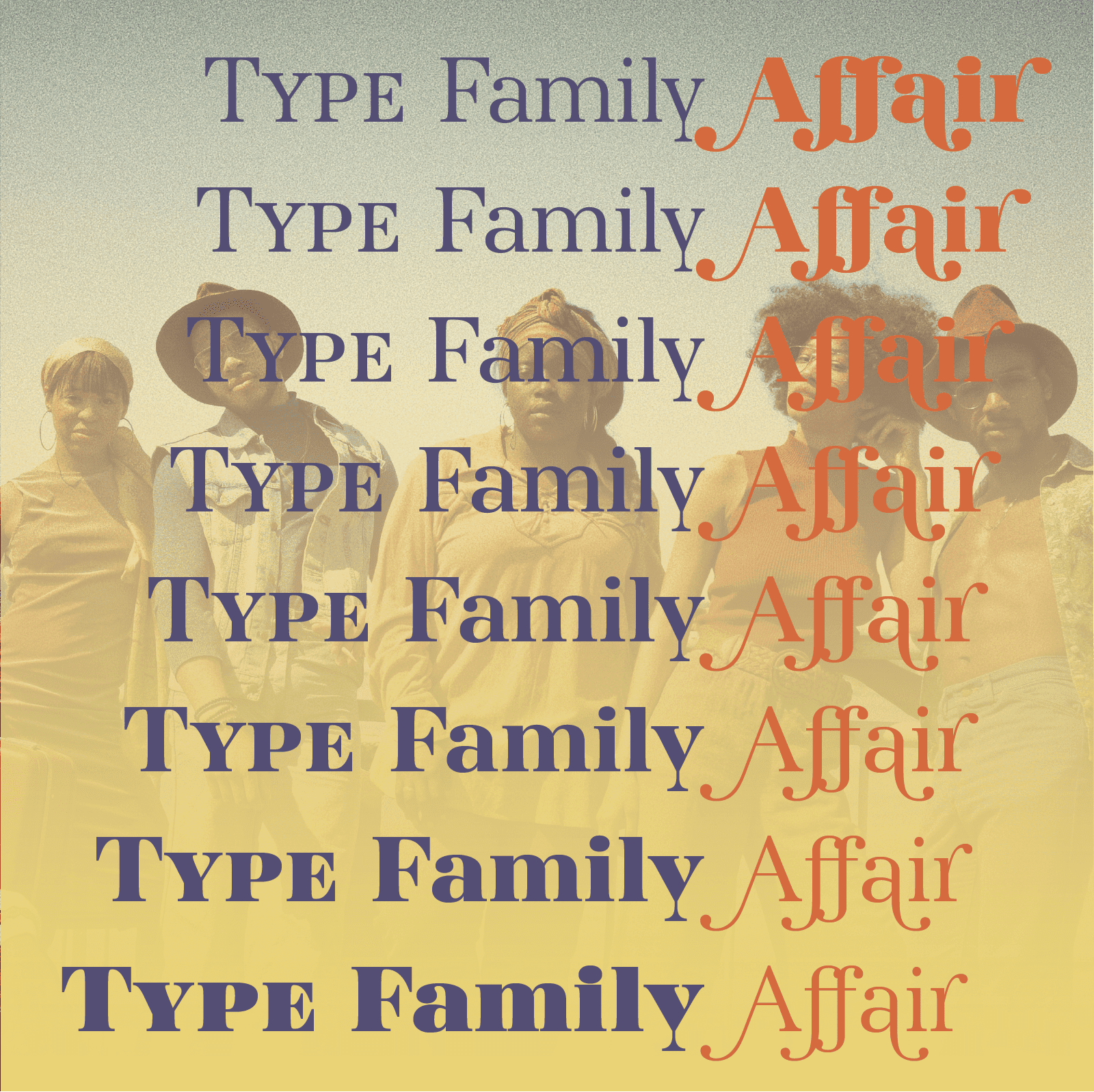 The new AW Conqueror Didot pays homage to 70s phototype typography by Jean Francois Porchez