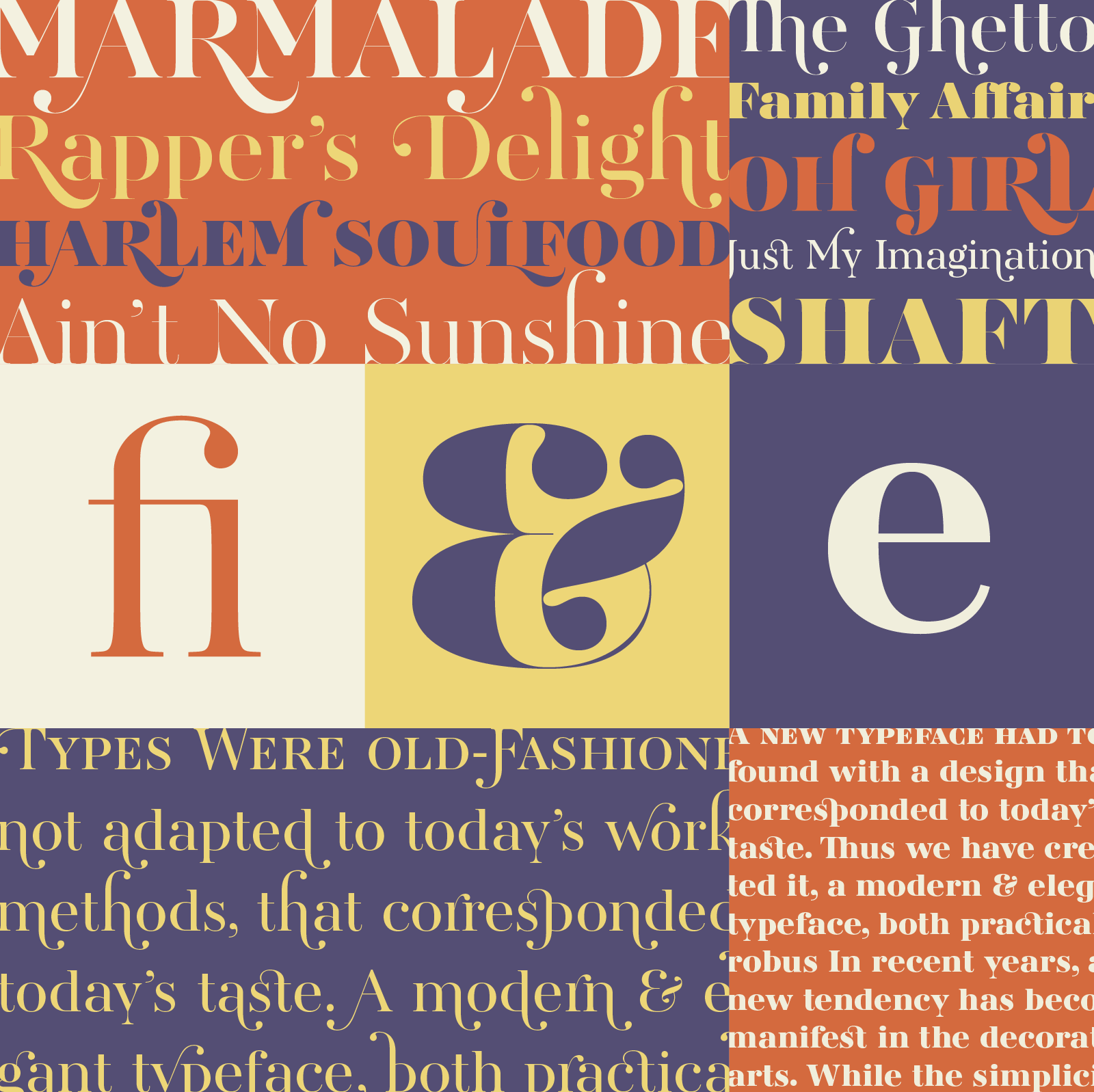 The new AW Conqueror Didot pays homage to 70s phototype