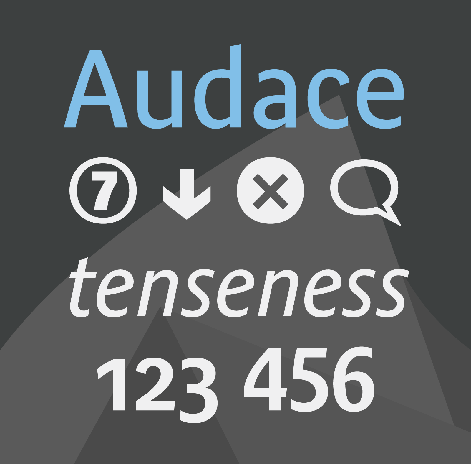 Audace, between geometry & shapes inspired by nature by Jean François Porchez