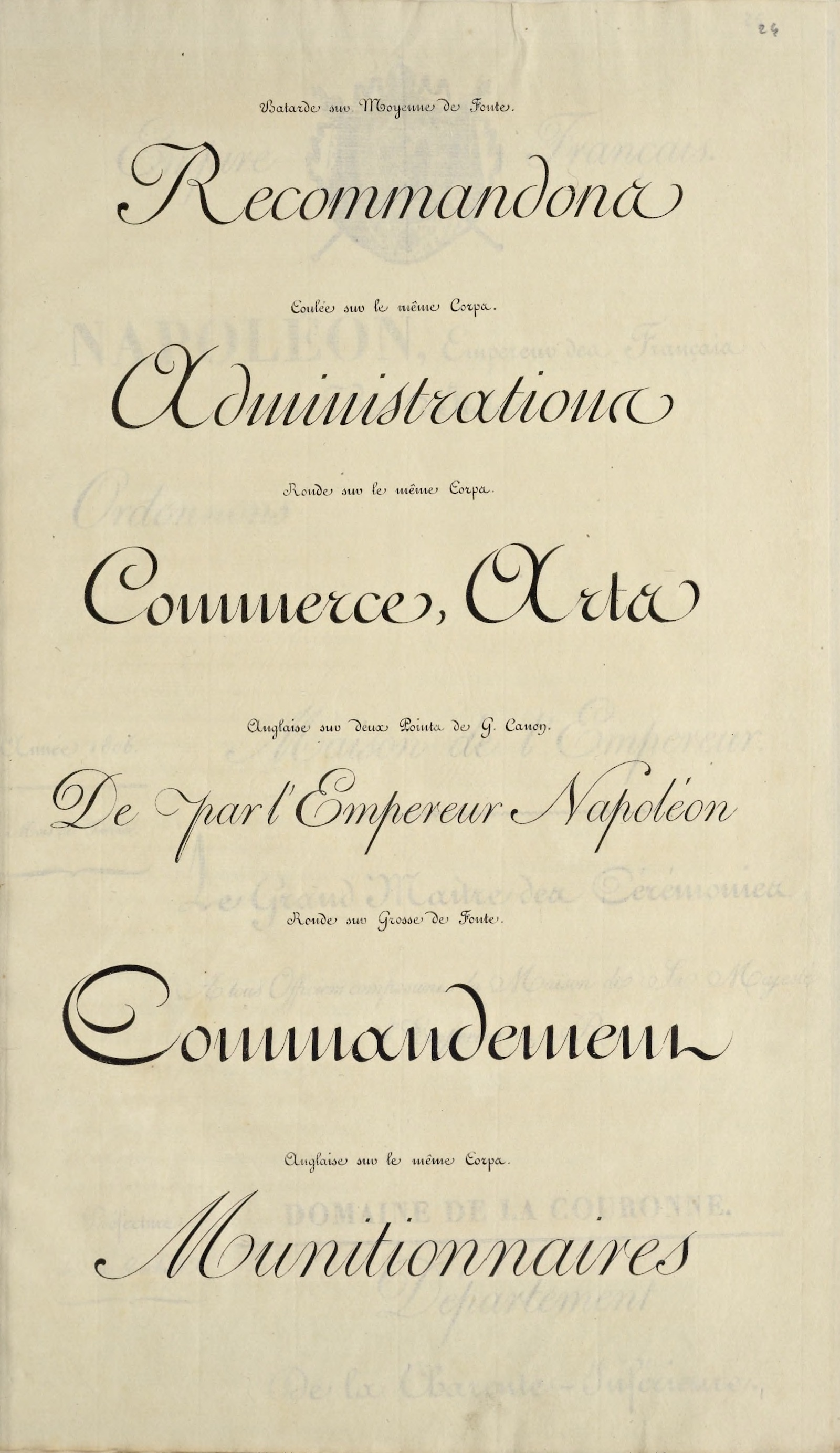 Altesse, a formal script influenced by copperplate writing masters by Jean François Porchez