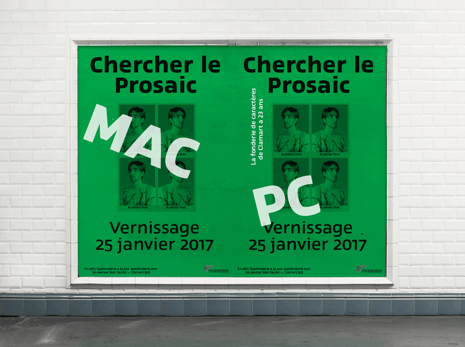 Project: Homage to Spassky Fischer identity of the Mac Val