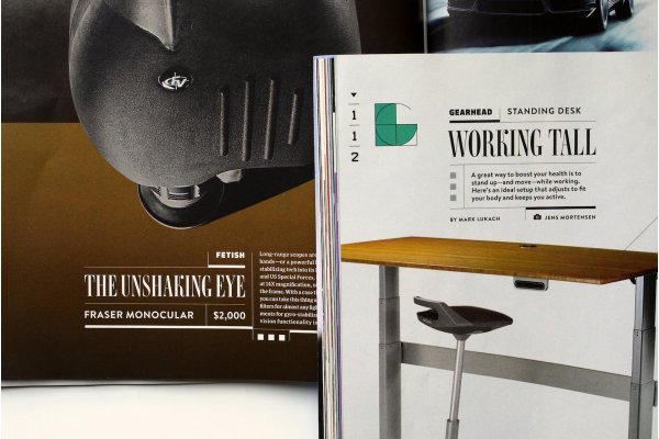 Wired magazine set in Ambroise