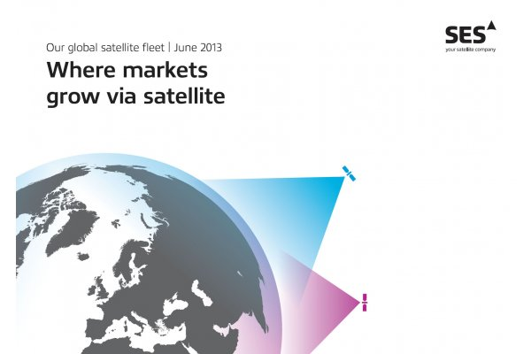 SES Our global satellite fleet