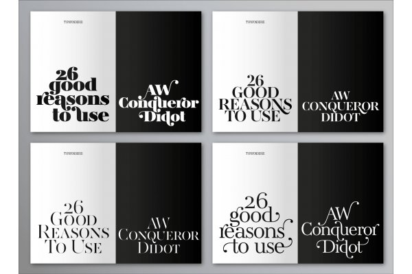 Cover version of International Typeface Corporation Present