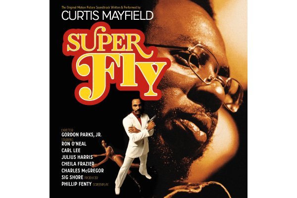 Cover version of Curtis Mayfield SuperFly
