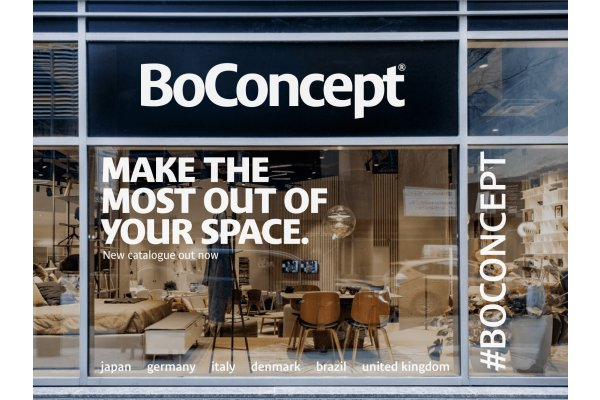 Cover version of BoConcept commercial architecture